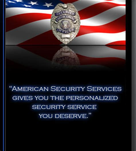 American Security Services, Inc