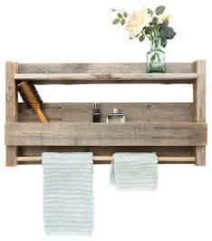 Teak Bath Shelf From The Corner Collection by Connor Reclaimed Wood Bathroom Shelf Rustic Bathroom