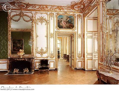 palace of versailles chambre du dauphin stuff i