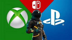 Fortnite Announce Account Merging Feature Merge PS4