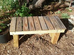 DIY Woodworking Projects Outdoor Bench Wooden PDF free