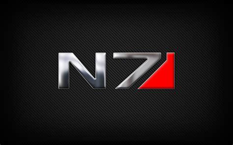 Mass Effect 3 N7 Wallpaper