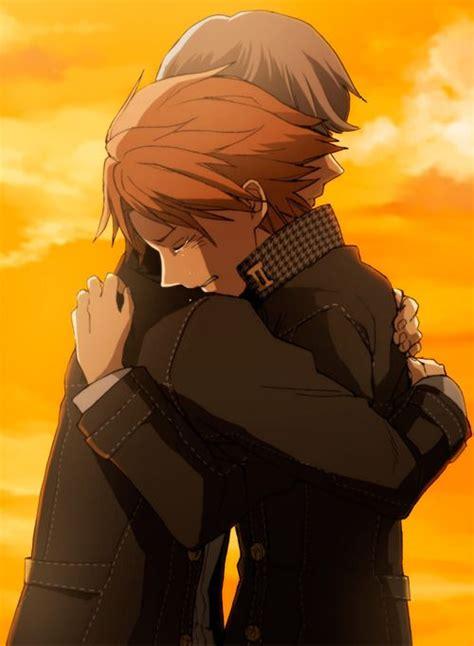 persona yosuke yu shin tensei megami anime narukami hanamura souji fanart zerochan golden pixiv yousuke animation social link oops ai