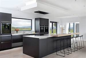 cool black and white kitchen stylid homes magnificent With kitchen colors with white cabinets with vehicle window stickers