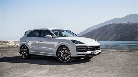 porsche car 2018 wallpaper porsche cayenne turbo 2018 4k automotive