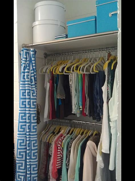 closet small but lots can fit in 2019