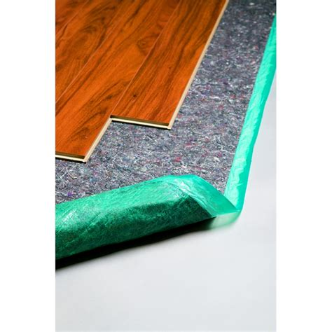 underlayment floor qep 110 x 850cm laminate and floating floor felt underlay