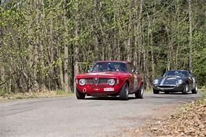 Alfa Romeo Dijon : alfa romeo giulia 1600 gta driver sarah amoroso diego meier 2014 tour auto ~ Gottalentnigeria.com Avis de Voitures