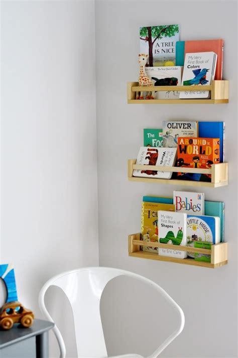 ikea hack boekenplank van kruidenrek