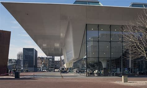 Amsterdam  Stedelijk Museum Di Benthem Crouwel Viaggi