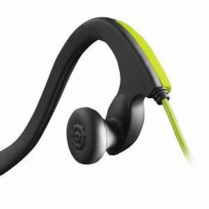 Neon Green Microphone