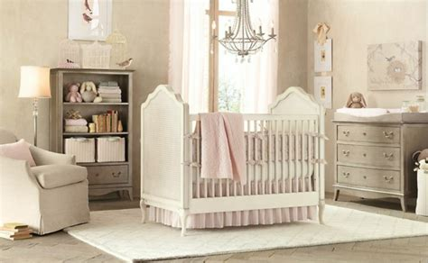chambre bébé baroque le design de la chambre de bébé modernе en blanc
