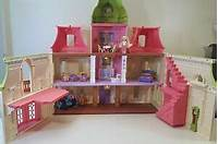 fisher price dream dollhouse Fisher Price LOVING FAMILY DREAM DOLLHOUSE w Furniture People LIGHTS SOUNDS