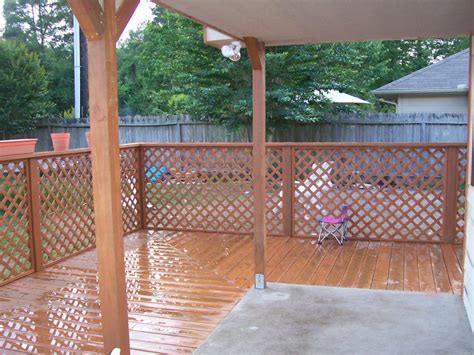 j p remodeling wood decks and patios