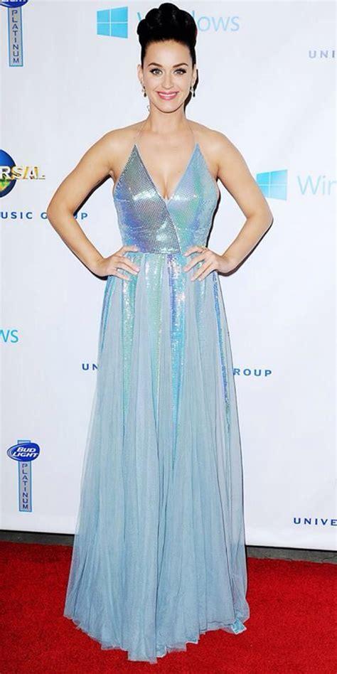 Celebrity fashion | Katy perry dress, Grammy awards ...