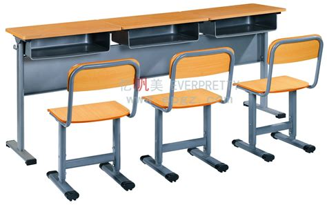 student table and chair china popular 3 seater student desk and chair table