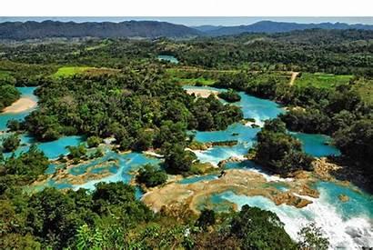 Mexico Chiapas Jungle Lacandona Hotel