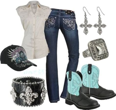Really cute outfit | Redneck girl | Pinterest