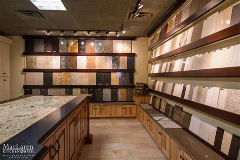 maclaren kitchen and bath showroom