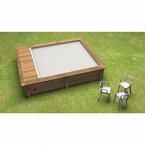 Petite Piscine Hors Sol Bois : piscine bois urbaine proswell ~ Premium-room.com Idées de Décoration