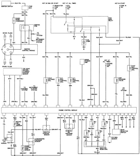 1995 Honda Accord Ac Wiring Diagram by Repair Guides Wiring Diagrams Wiring Diagrams