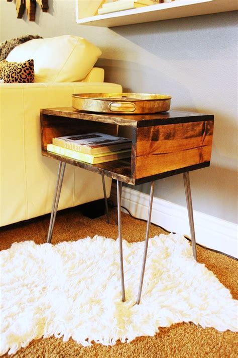 diy  tables  funky fresh designs