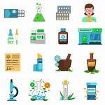 Pharmacy Icons Vector Icon Medical Freepik Illustration
