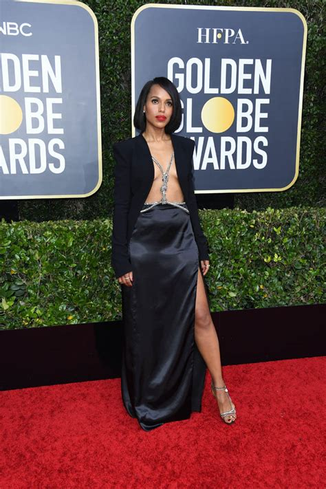 kerry washington  committed    golden globes