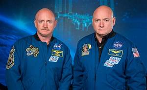 Astronaut Twins Begin Unprecedented One-Year NASA Study