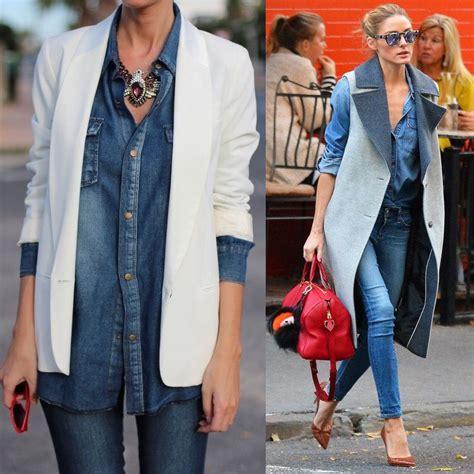 10 modi per indossare la camicia di jeans | Consulente di immagine Rossella Migliaccio