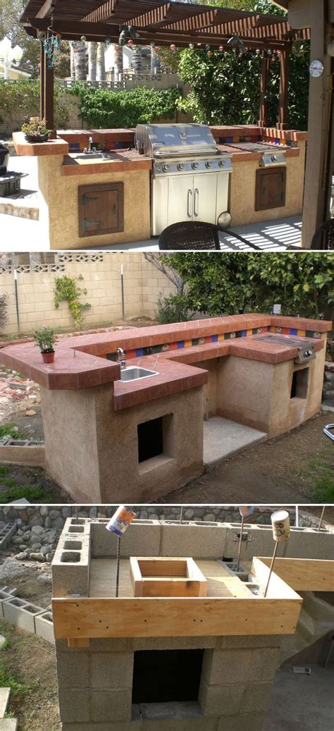 outdoor kitchen designs plans diy outdoor kitchen ideas kitchen decor design ideas 3853