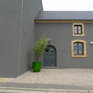 les 25 meilleures idees concernant crepis facade sur With couleur peinture mur exterieur 4 g2h habitat