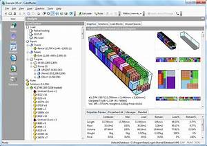 Overview Of Cargo Load Plan And Optimization Software