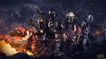 Mandalorian Wallpapers Symbol Background 1080p Wars Star