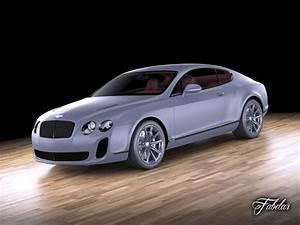 Bentley Continental Supersports : bentley continental supersports 3d model rigged max ~ Medecine-chirurgie-esthetiques.com Avis de Voitures