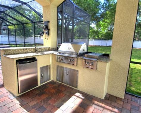 outdoor kitchen stucco outdoor kitchen stucco and granite outdoor kitchen pinterest