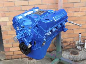Ford 351 Cleveland Engine