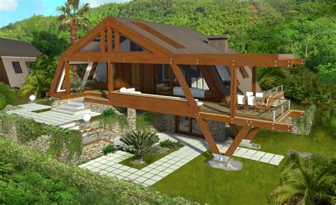 modern wood house plans tradition  contemporary lines houz buzz