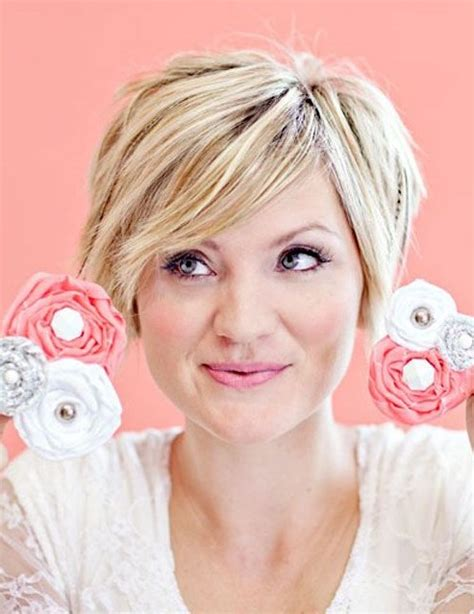 easy layered hairstyles for short hair 2014 popular haircuts
