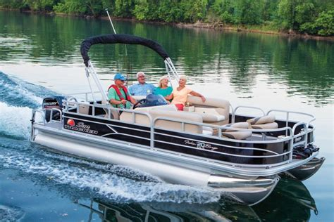 Best Pontoon Fishing Boats 2016 by Sun Tracker Boats Fishing Pontoons 2016 Fishin Barge