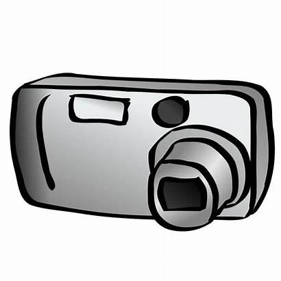 Camera Clip Compact Onlinelabels