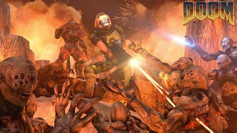 Doom Game Wallpaper (70+ Images