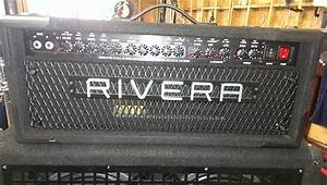 Rivera S120 Stereo Tube Amplifier  True Stereo Effects