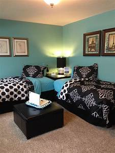 22, Guest, Bedrooms, With, Captivating, Twin, Bed, Designs