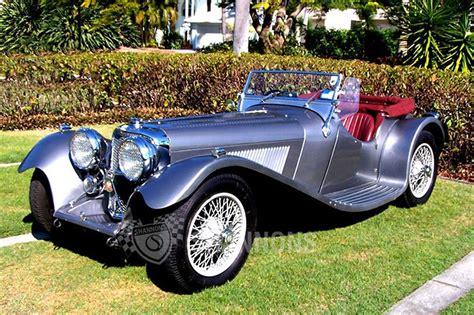 Finch Hocking Jaguar Ss100 Replica 1937 Auctions