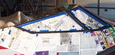 Boat Windshield Frame Paint by To Paint The Windshield Frame Or Not Teamtalk