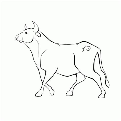Kleurplaat Ferdinand by Free Coloring Pages Ferdinand The Bull Coloring Home