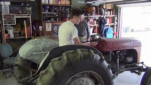 Massey Ferguson Tractor Maintenance