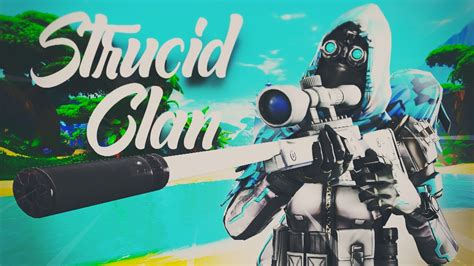 introducing strucid clan fortnite montage youtube