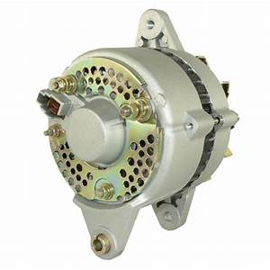 Alternator  Denso  Kubota  121000